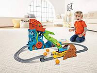 Большая железная дорога Томас и друзья Обвал в пещере Моторизованная серия Track Master  Fisher-Price Thomas