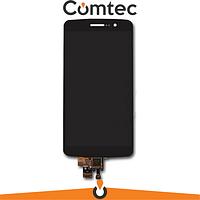 Дисплей для LG X190 Ray Dual Sim с тачскрином (Модуль) серый, Titan Black, оригинал