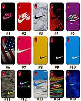 Чехол премиум качества с принтом в стиле Nike Найк для Iphone XR 10R
