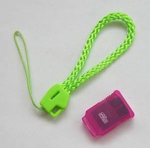 Переходник картридер MicroSD USB