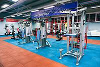 Резиновое спортивное (напольное) покрытие для детских площадок, спортзала 20мм OSPORT (П20)