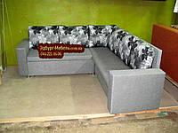 Кухонный уголок с подлокотниками и спальным местом