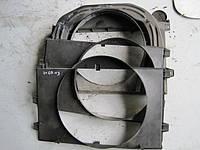 Диффузор радиатора  Мерседес Спринтер (Mercedes Sprinter) 2.2 CDI, 2.7 CDI, 2.3 SDI, 2.9 TDI