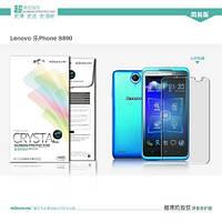 Защитная пленка Nillkin Crystal для Lenovo S890 глянцевая