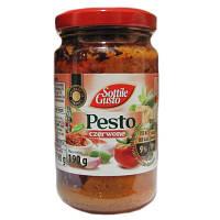 Соус песто Pesto Sottile Gusto czervone 190г