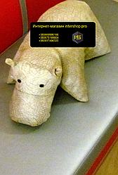 Подушки Бегемотик 3 для мягкой мебели декоративные