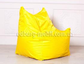 Кресло мешок Фокси | желтый Oksford