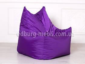 Крісло мішок Фоксі | фіолетовий Oksford