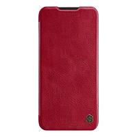 Чохол-книжка для Xiaomi Redmi Note 8 Nillkin Qin Series Червоний