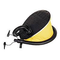Ножной насос лягушка для накачивания надувных бассейна, матраса, лодки Bestway (62005)