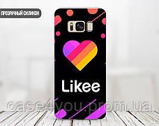 Силиконовый чехол для Apple Iphone 6 plus_6s plus Likee (Лайк) (4005-3316), фото 2