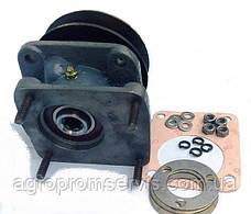 Шкив насоса НШ-10 привод  шкив 130 мм.ременной передачи мотоблока, фото 3