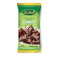 La Luisa молочный шоколад Gusto Gianduia в термопакете 100 г /С0115/ БГ