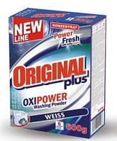 Original Plus стиральный порошок для белых тканей 600 гр
