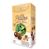 La Luisa пралине из молочного шоколада с ореховым кремом  200 г /С2320/ БГ