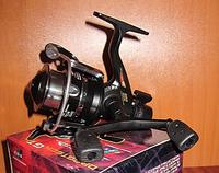 Катушка с алюминиевыми шпулями EOS Dragtech GT 2545 / RIB