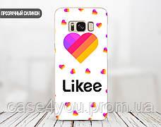 Силиконовый чехол для Samsung A750 Galaxy A7 (2018) Likee (Лайк) (28226-3322), фото 2