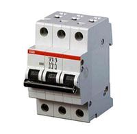 """Автоматичні вимикачі """"АВВ"""" S 203-32A/3полюса (Хар-ка C)"""