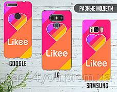 Силиконовый чехол для Samsung J415 Galaxy J4 Plus Likee (Лайк) (28227-3326), фото 3