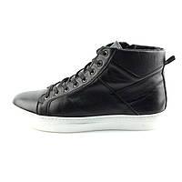 Ботинки зимние Berg 583 XW4 559808 черные