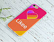 Силиконовый чехол для Xiaomi Redmi Note 8 Likee (Лайк) (13034-3326), фото 5