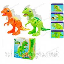 Динозавр игрушка с проектором