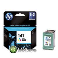 Картридж HP струйный, №141 для HP DJ 4283/DJ F4283 /DJ F4583/OJ 5783/OJ 6413/OJ J 5783/OJ J6413/PSM 4383