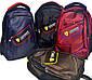 """Подростковый школьный рюкзак """"FERRARI"""" 1613, фото 7"""