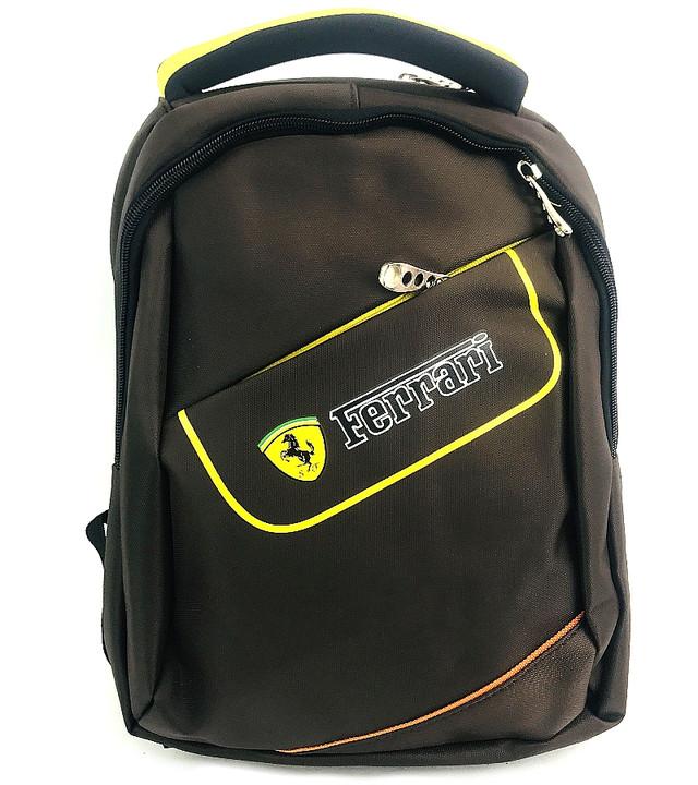 """Подростковый школьный рюкзак """"FERRARI"""" 1613"""