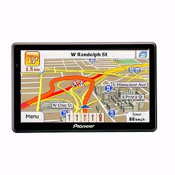 GPS навигатор Pioneer X75 Black