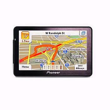 GPS-навигатор Pioneer 7009 для грузовиков Black