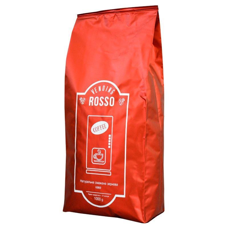 Кофе в зернах ROSSO Vending 40/60