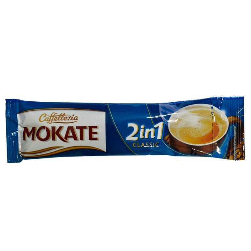 Растворимый напиток Mokate 2в1 14 г х 50 шт
