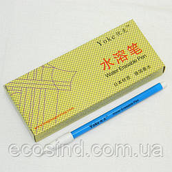 Исчезающий (водорастворимый) маркерYoke для ткани, синий (2-2171-Т-36)