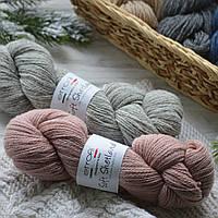 НОВИНКА! 100% органическая шерсть Etrofil Soft Shetland