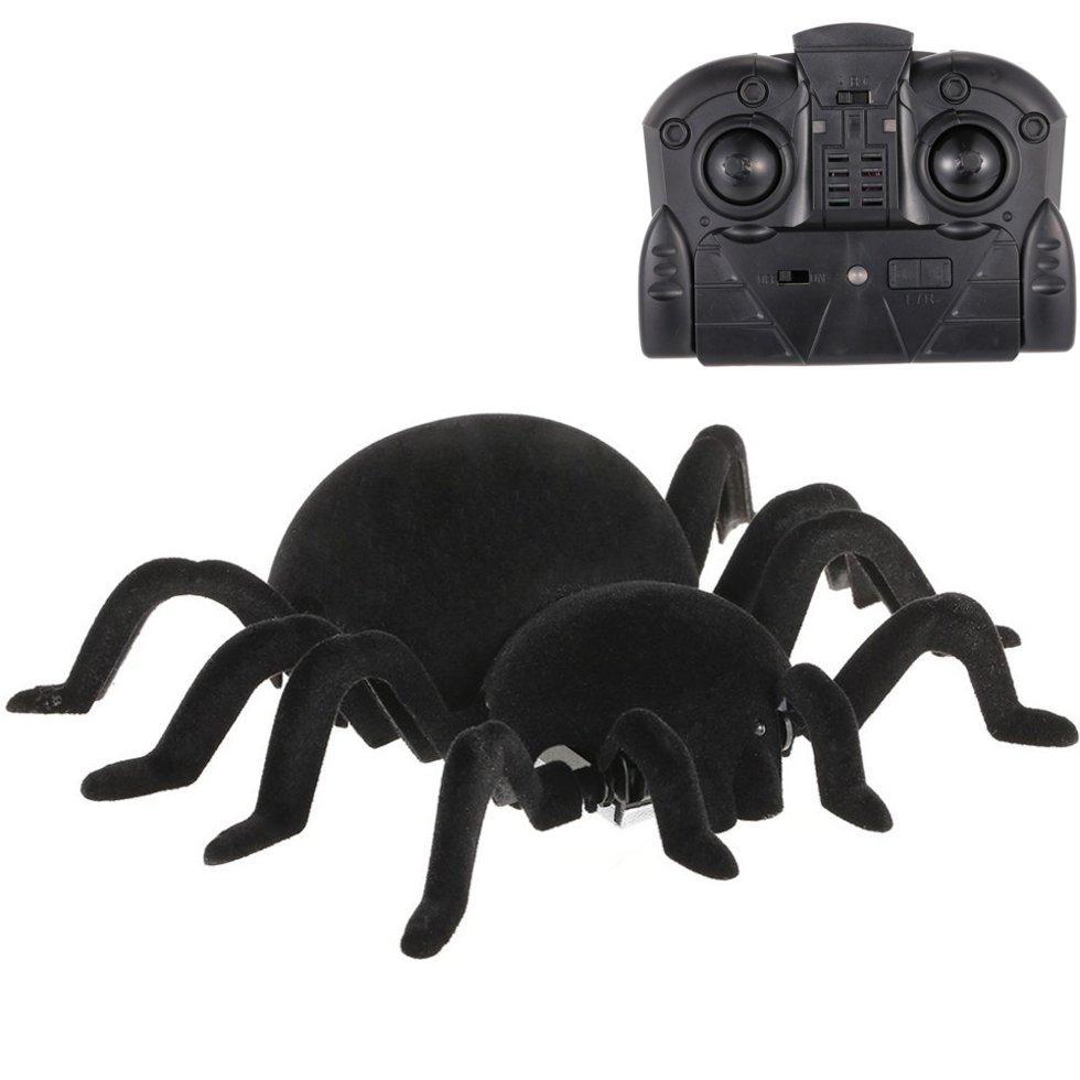 Робот на радиоуправлении Wall Climbing Spider паук - 19 см.