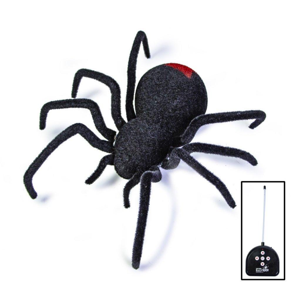Робот на радиоуправлении Черная Вдова 779 паук - 30 см.