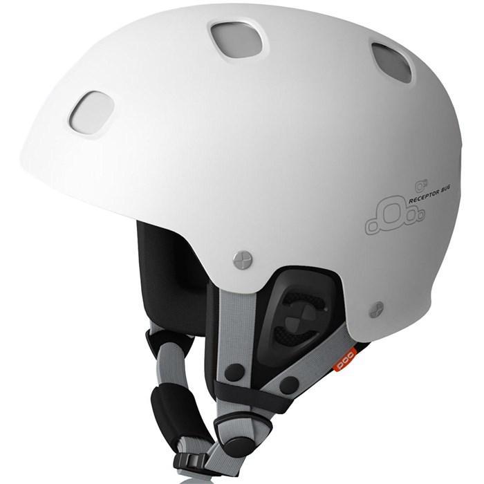 Шолом горнолыжный POC Receptor Bug Adjustable 2.0 Hydrogen White размер -(S) 53-54 см