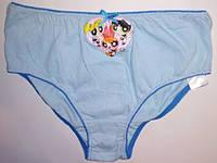Труси для дівчинки 152 см (11-12 years) блакитний велікі очі Primark 43742
