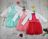 """Дитячі сукні оптом """"Троянда"""", фото 1"""