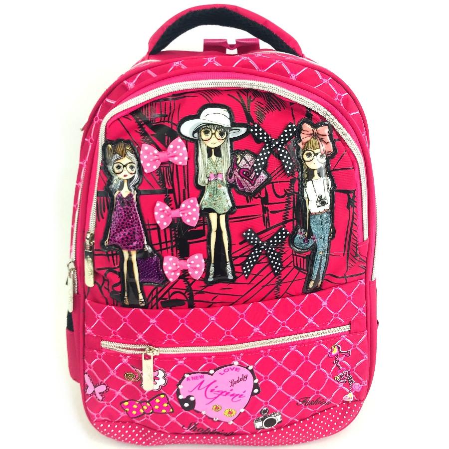 """Подростковый школьный рюкзак """"Miqini 6707"""""""