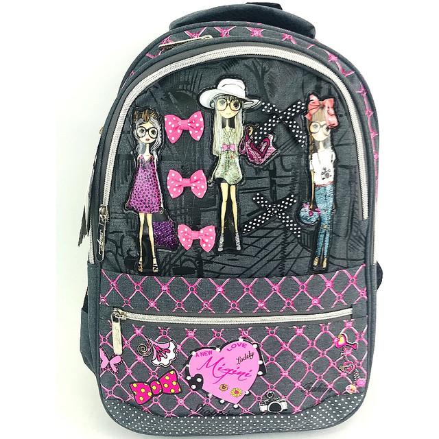 Подростковый школьный рюкзак