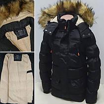 Детские зимние куртки для мальчиков SD классик. Венгрия. 8-10 лет