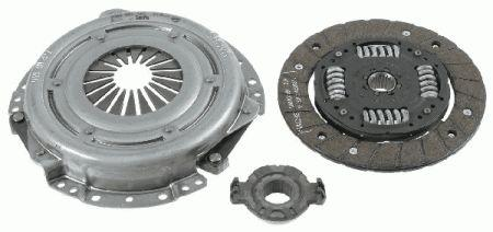 Комплект зчеплення CITROEN XSARA Break (N2) / PEUGEOT 106 II (1A_, 1C_) 1986-2013 р.
