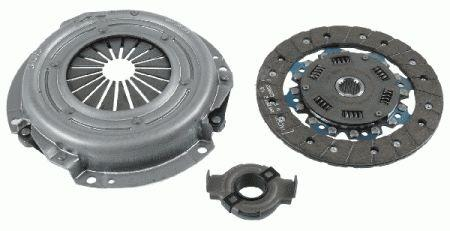 Комплект сцепления LADA SAMARA / LADA SAMARA седан (21099, 2115) 1986-2013 г.