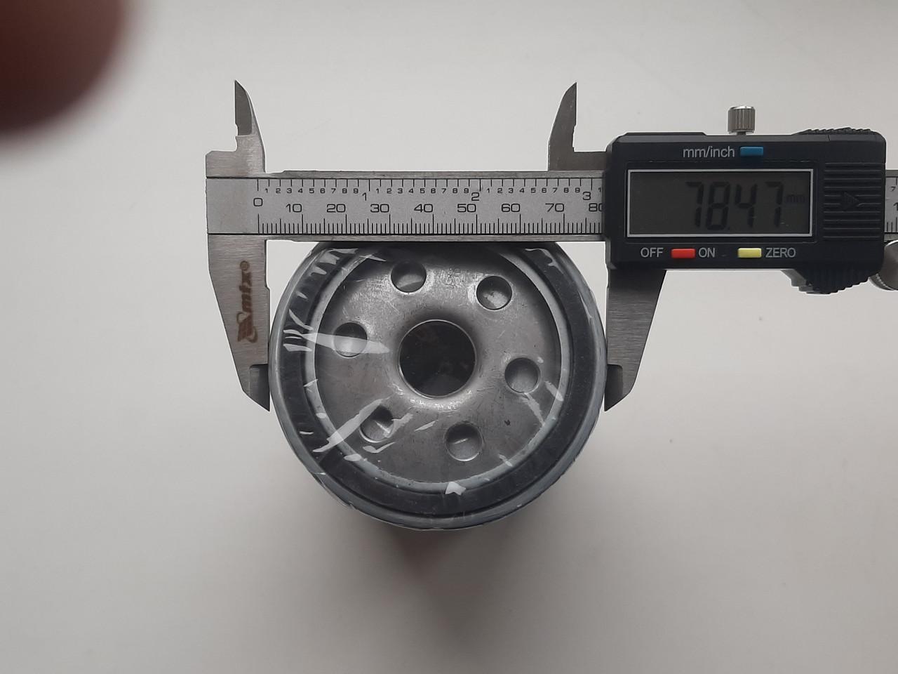 Фільтр масляний D17мм (WB178)