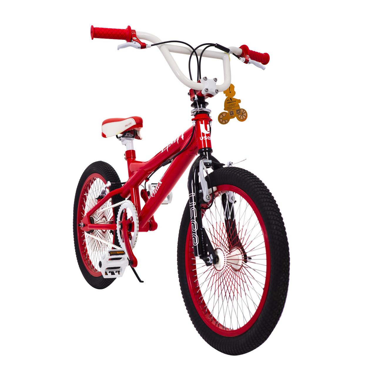 """Велосипед для трюков""""BMX-20"""" Красный"""