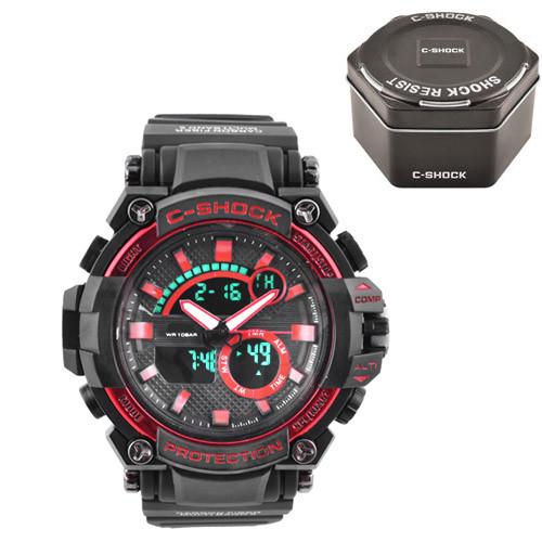 Часы наручные C-Shock GW-3500 Black-Red+Box