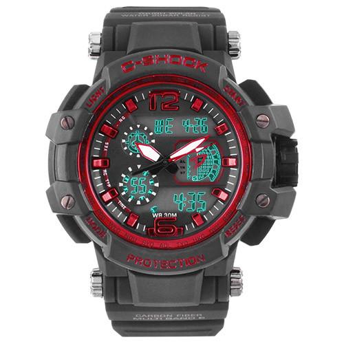 Часы наручные C-Shock GW-4000B Black-Red