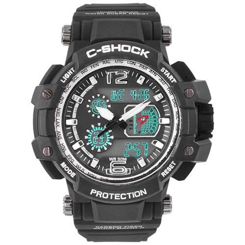 Часы наручные C-Shock GW-4000B Black-Silver